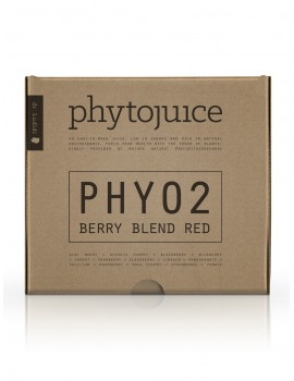Dr. Ludidi PHY 02 Berry Blend Red