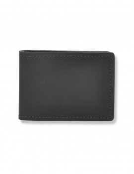 Milan Palma Credit Card Wallet Black