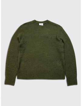 Acne Studios Peele Sweater Hunter Green