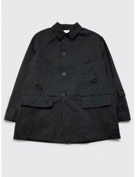 OAMC Documenta Coat Navy