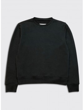 Maison Margiela Elbow Patch Sweatshirt Black