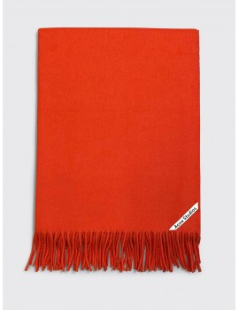 Acne Studios Canada New Bright Red