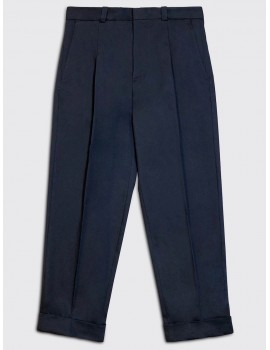 Acne Studios Pierre Trousers Dark Blue