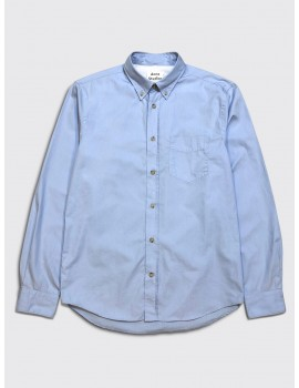 Acne Studios Isherwood Shirt Pale Blue
