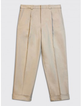 Acne Studios Pierre Trousers Stone Grey