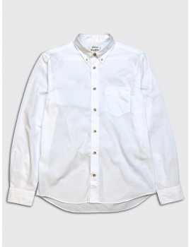 Acne Studios Isherwood Shirt Optic White