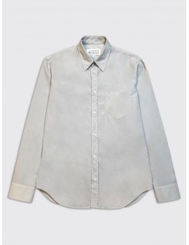Maison Margiela Garment Dyed Shirt Ice