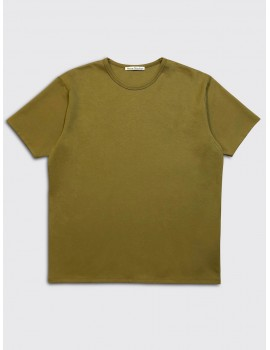 Acne Studios Niagara Tech T-Shirt Olive Green