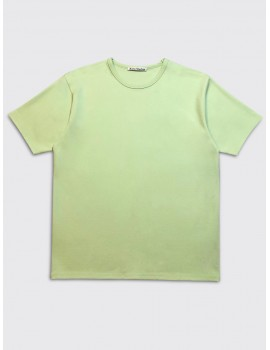 Acne Studios Niagara Tech T-Shirt Pale Green
