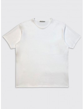 Acne Studios Niagara Tech T-Shirt Optic White