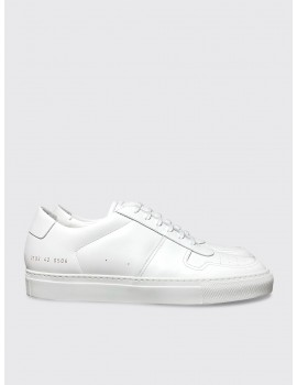 Common Projects Bball Low White