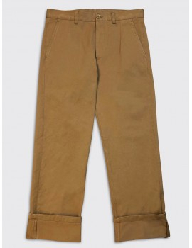 Dries van Noten Petrick Chino Camel