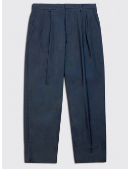 Dries van Noten Phil Short Trouser Navy