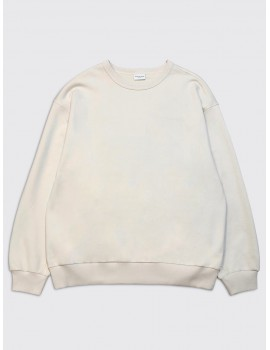 Dries van Noten Haston Sweatshirt Ecru