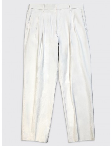 Dries van Noten Phil Short Trouser Ecru