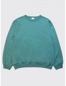 Dries van Noten Haston Sweatshirt Turquoise