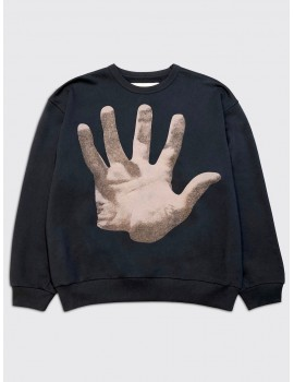 Dries van Noten Verner Panton Haston Sweatshirt Navy