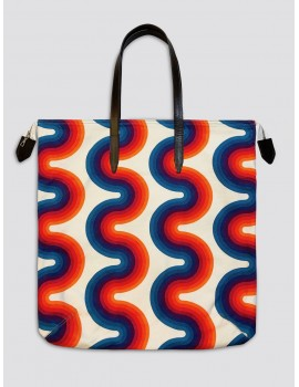 Dries van Noten Verner Panton Tote Bag