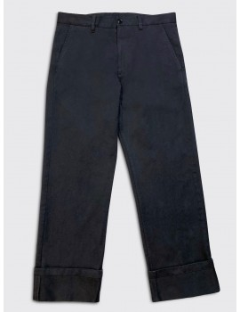 Dries van Noten Petrick Chino Navy