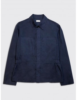 Dries van Noten Chillada Shirt Indigo