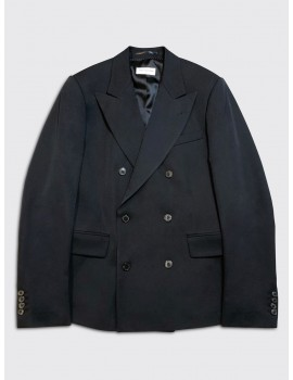 Dries van Noten Bassetti Jacket Navy