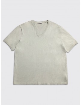 Our Legacy Borrowed V-Neck T-Shirt Pistachio