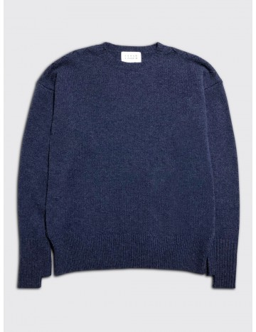 Cesar Casier Portofino Sweater Navy