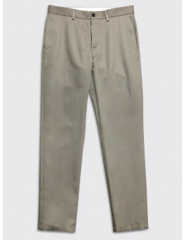 Maison Margiela Slim Trousers Dark Beige