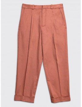 Acne Studios Pierre Trousers Ginger Orange
