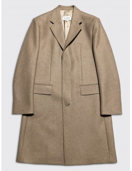 Maison Margiela Decortique Classic Coat Beige