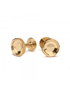 Alice Made This Metthew Brass Cufflinks